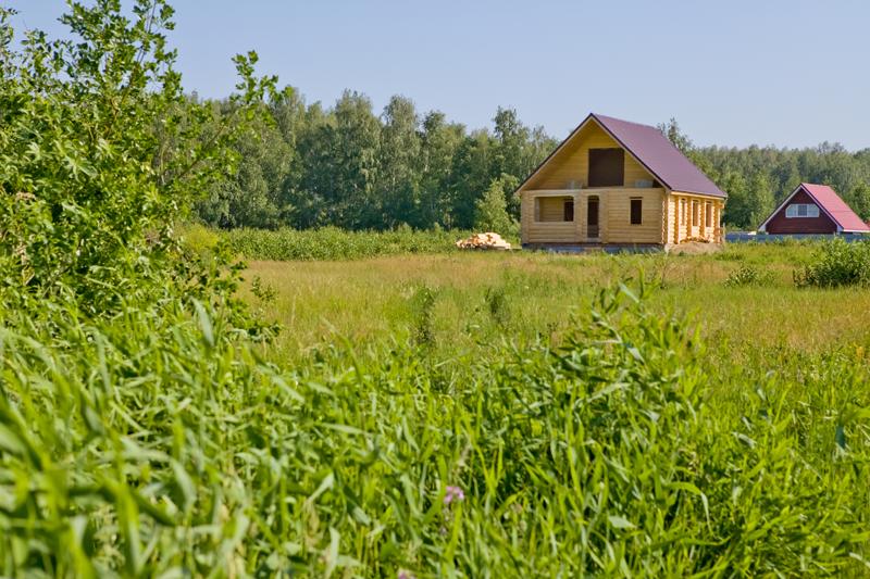 Можно ли строить дом на землях сельхоз назначения